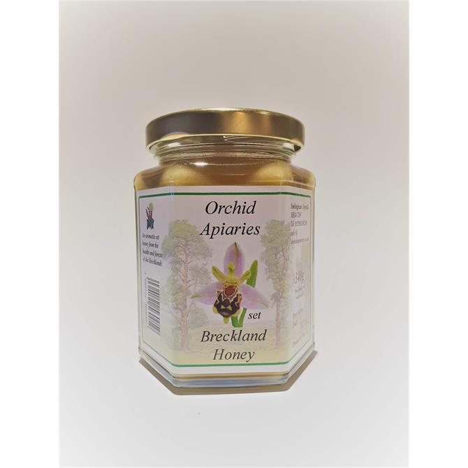 ORCHID APIARIES SET BRECKLAND HONEY 340G